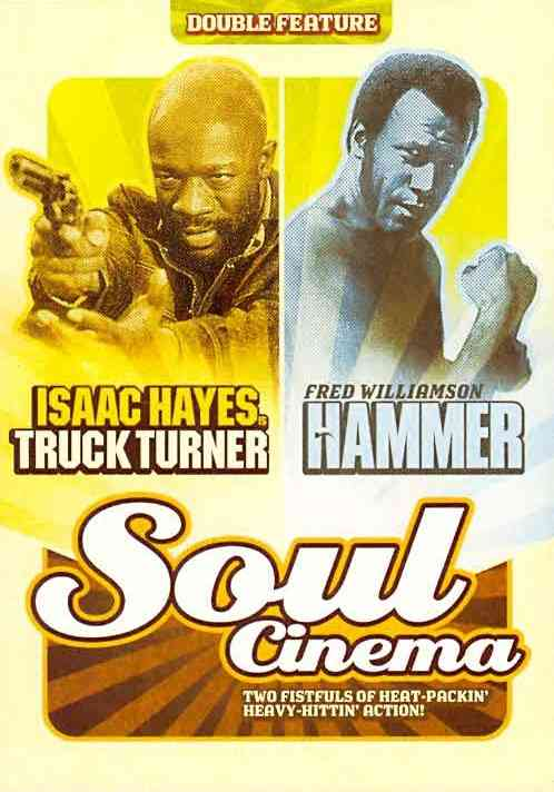 TRUCK TURNER/HAMMER BY HAYES,ISAAC (DVD)